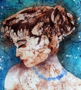 Batik Portrait1