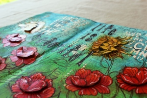 Art Journal : Life is beautiful
