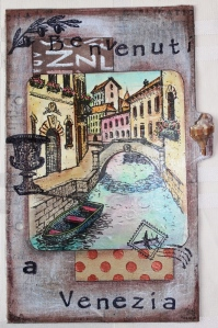 Art Journal Venise