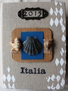 Carnet de voyage Italie