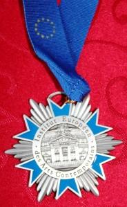 Médaille argent IDAC
