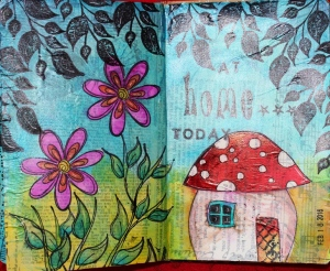 Art Journal Home